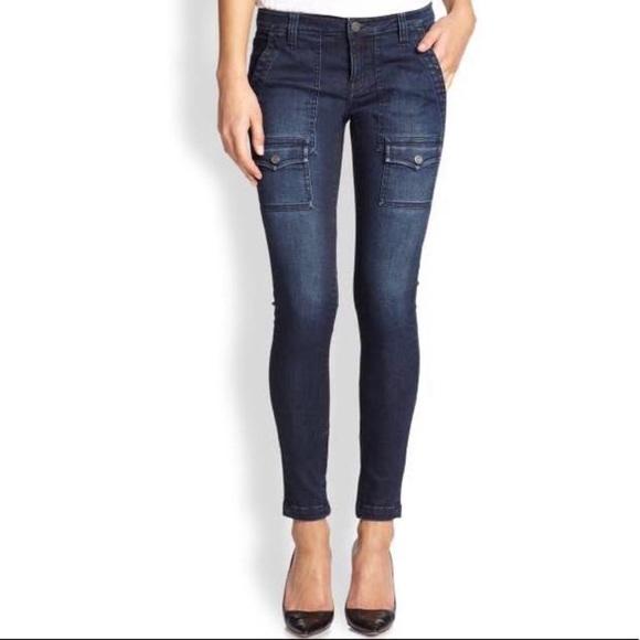 """Joie Denim - Joie Jeans (waist 26"""") So Real Skinny Cargo"""